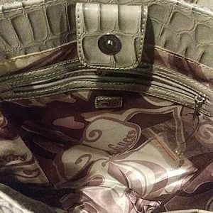 Guess Bags - NWOT Guess Silver G purse